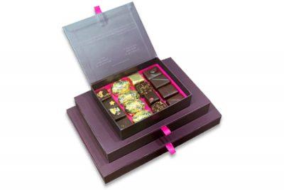 Boite de chocolat panel